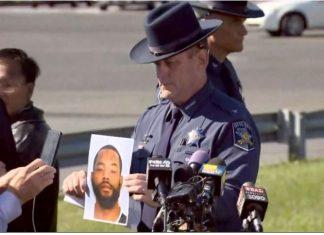 Polícia busca por suspeito em Maryland. Foto: CNN