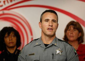 Sheriff Chris Nocco fechou acordo com o ICE