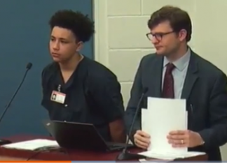 Simeon vai ser julgado como adulto