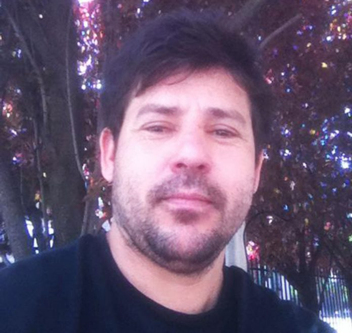 Woodvald-Garcia-de-Souza era conhecido como 'Gigante' e muito querido pelos amigos