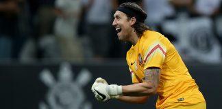 Corinthians quer liberar Cassio da Seleção Brasileira para ele atuar no lugar do lesionado Walter