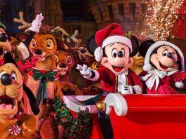 Mickey's Very Christmas Party é uma das preferidas dos visitantes