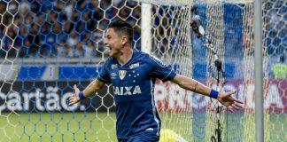 Diogo Barbosa, um dos destaques do Cruzeiro na temporada defenderá as cores do Palmeiras em 2018