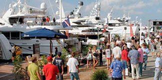 Fort Lauderdale Boat Show é um dos mais famosos do mundo