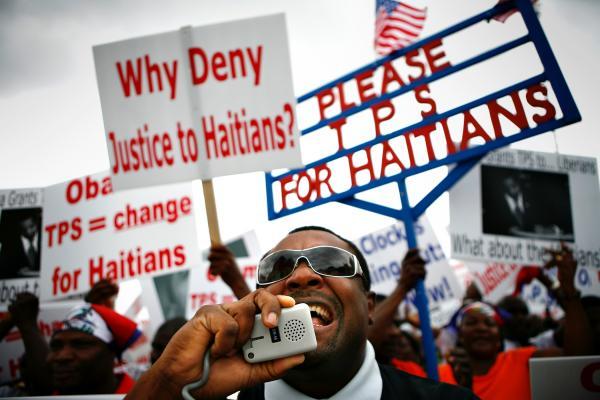 Trump encerra status de proteção temporária de 58 mil imigrantes haitianos