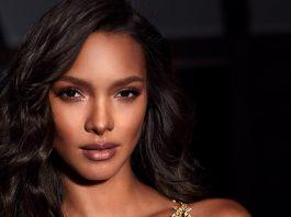 Modelo brasileira Lais Ribeiro vai brilhar nas passarelas com um sutiã de $2 mihões