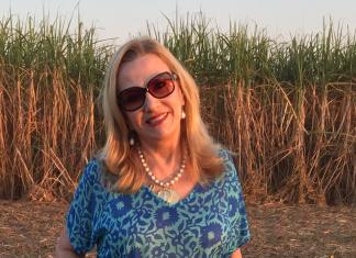 Marta Ramos à espera da colheita