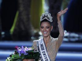 Miss universo é da África do Sul