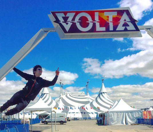 Fred Oliveira é gaúcho e integra o Cirque du Soleil