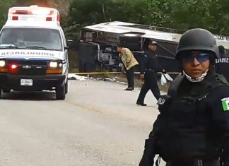 Acidente matou pelo menos 12 pessoas