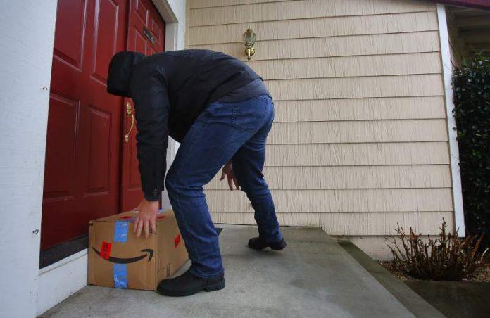 Furtos de encomendas são muito comuns nesta época do ano