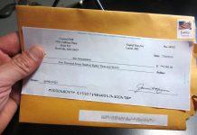 Golpe do cheque falso é comum em todo os EUA