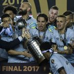 O Tricolor dos Pampas sagrou-se campeão da Copa Libertadores da América pela terceira vez