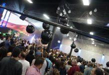 '2018 - o Ano do Favor Alcançado' começou na CEIZS – Comunidade Evangélica Zona Sul com uma grande celebração