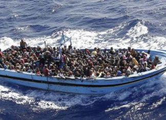 O fenômeno da migração atinge principalmente a Itália e a Grécia