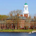 Harvard University em Boston
