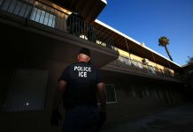 ICE estaria planejando ações na Califórnia