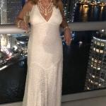 Marta Ramos brinda a chegada de 2018