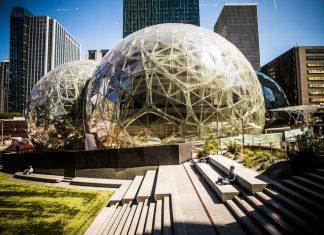 Sede da Amazon em Seattle (Foto: James Martin/CNET)