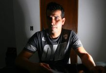 Wellington Aleixo foi preso ao tentar atravessar a fronteira FOTO EPITACIO PESSOA/ESTADAO CONTEUDO.