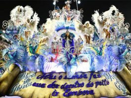 Beija Flor é a grande campeã do Carnaval 2018