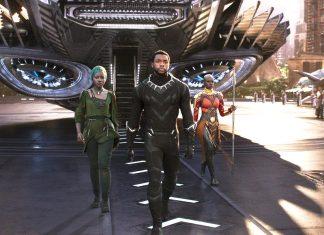 Black Panther é considerado o primeiro super-herói negro da Marvel a estrelar o próprio filme