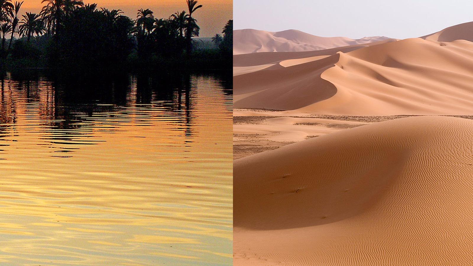 Classificações das peles neutras - Nilo e Saara