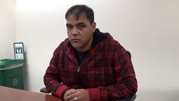 Cleber Rene Rizério Rocha, preso nos EUA com milhões de dólares escondido em colchão