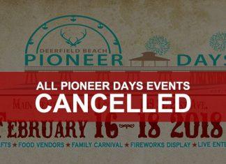 Evento foi cancelado pela prefeitura