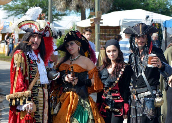 Florida Renaissance Festival começa neste fim de semana