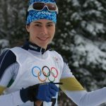 Jaqueline Mourão, atleta de esqui cross country, participa pela sexta vez nos Jogos Olímpicos