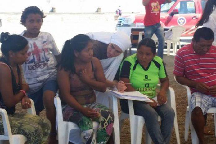 Venezuelanos fogem da crise e vão para o Brasil (Fotot: Agência Brasil)