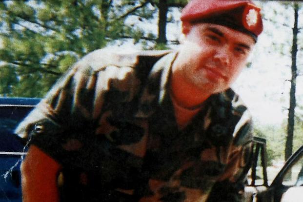 Miguel Perez esteve na guerra do Afeganistão