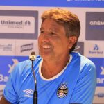 Renato Portaluppi conquistou seu terceiro título de campeão em um ano e meio comandando o Grêmio