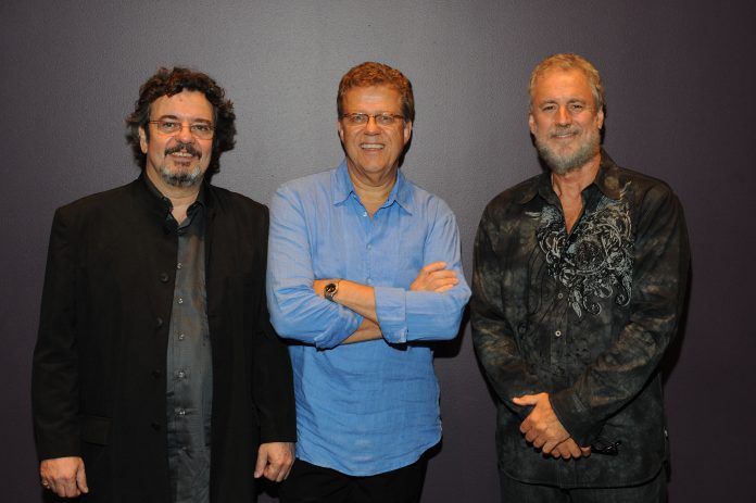 Duduka da Fonseca, Romero Lubambo e Nilson da Matta