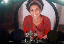 Cantora Katy Perry fez homenagem à vereadora assassinada no Rio
