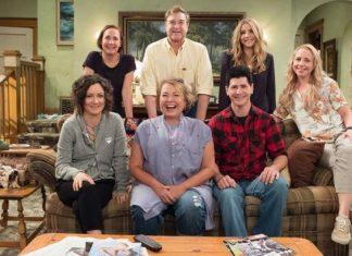 Roseanne reestreou depois de 20 anos com elenco original