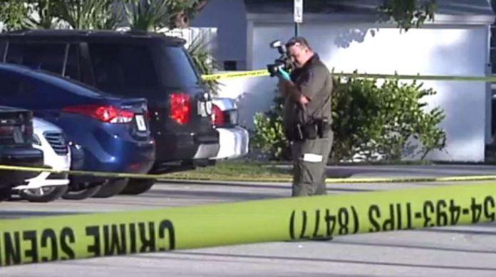 Mulher foi encontrada morta e homem ferido em casa