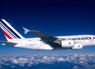 A Air France e outras companhias aéreas europeias modificaram seus planos de voos