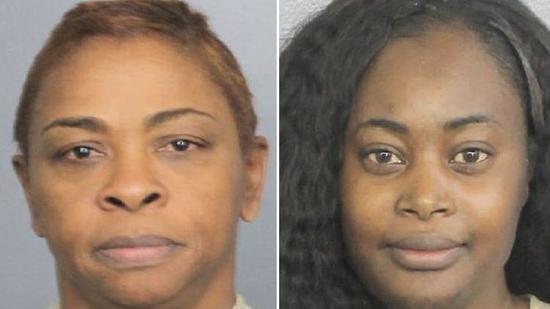 Angella Morrison e AnnaKay são acusadas de furtar mais de $2 milhões de idosa