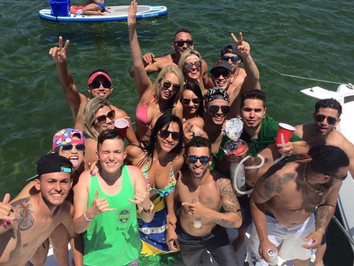 Boca Bash é um encontro de barcos realizado todos os anos