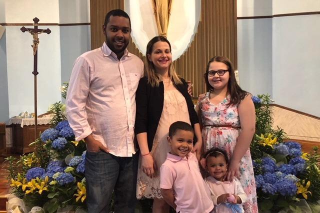Frilei e sua família