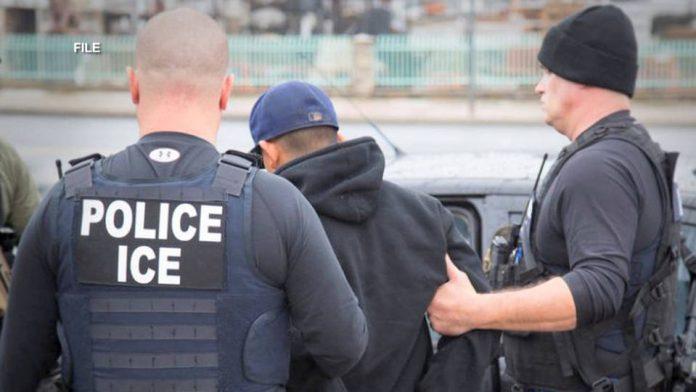 ICE prendeu mais de 90 trabalhadores em fábrica