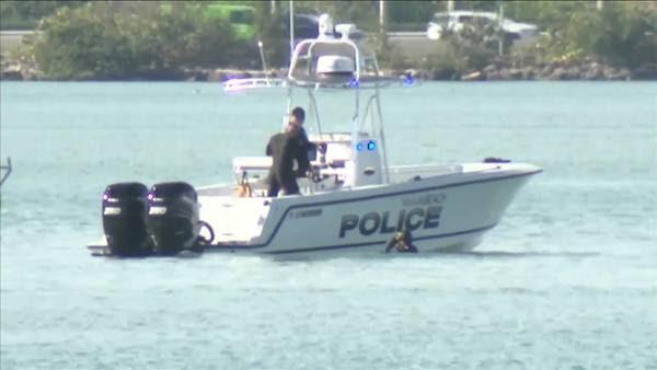 Homem caiu do barco e morreu em Miami