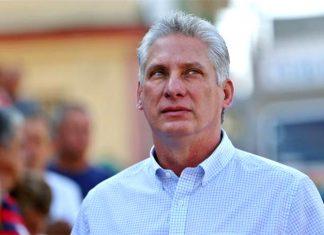 Miguel Diaz Canel, novo presidente de Cuba (Foto: REUTERS)