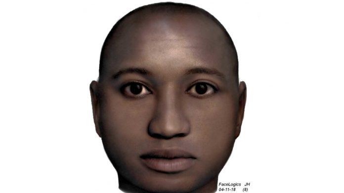 Polícia de Coral Springs divulgou retrato falado de suspeito
