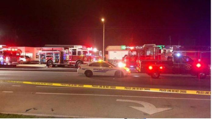 Quatro pessoas morreram no acidente em Delray