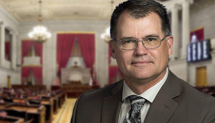 Republicano Jay Reedy é autor do projeto de lei
