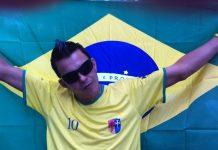 Rodrigo foi preso junto com um amigo em Pompano Beach