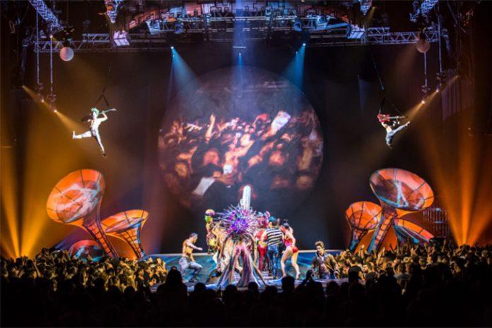 Sep7imo Dia é o 40º espetáculo do circo mais famoso do mundo